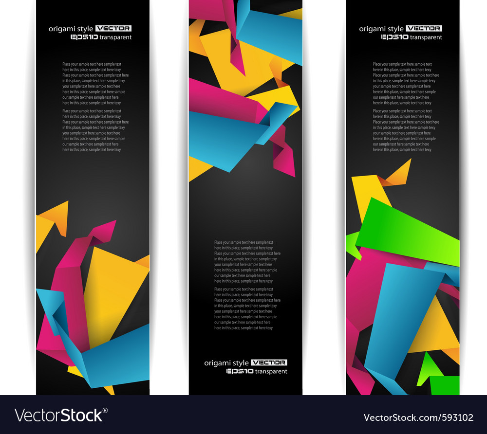 Modern header banner vector | Price: 1 Credit (USD $1)