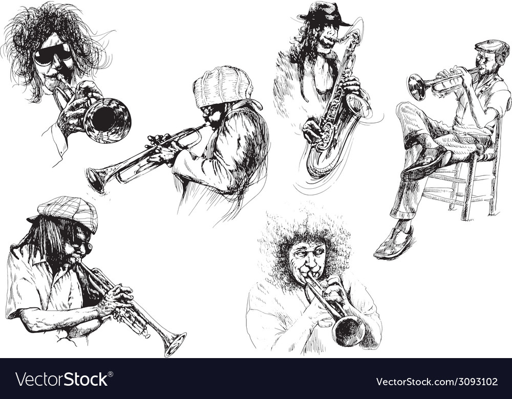 Musicians vector   Price: 1 Credit (USD $1)