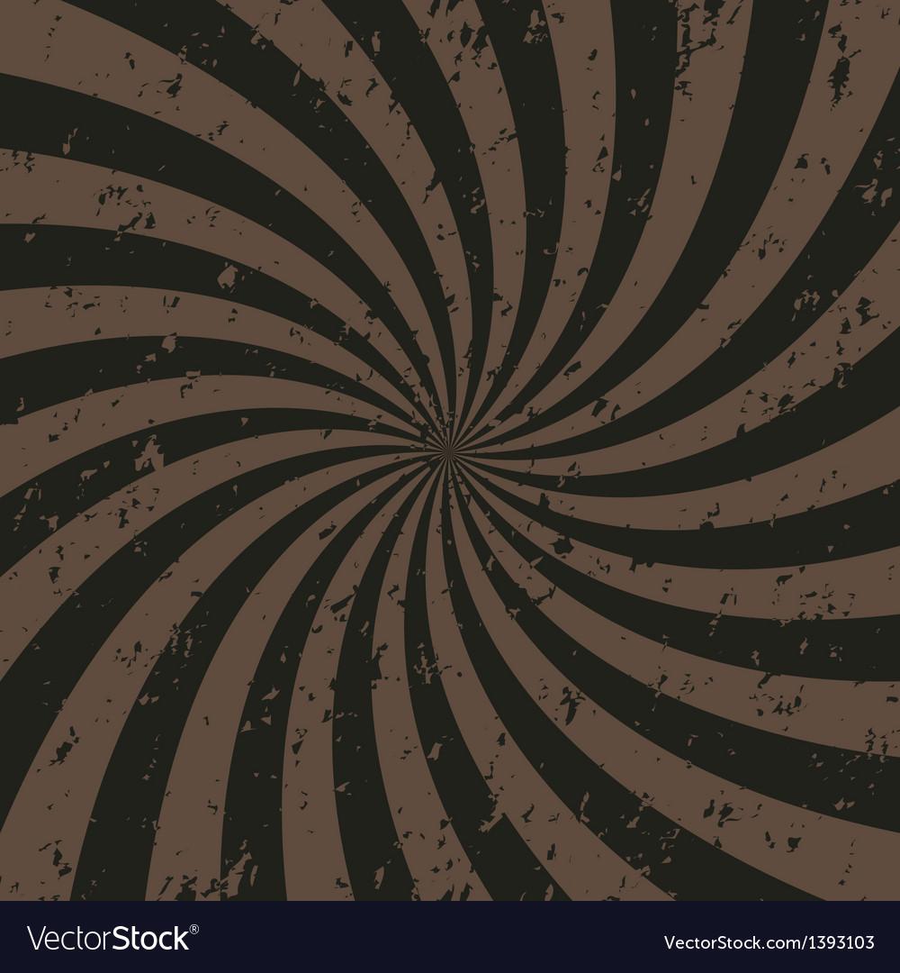 Swirl striped background vector | Price: 1 Credit (USD $1)