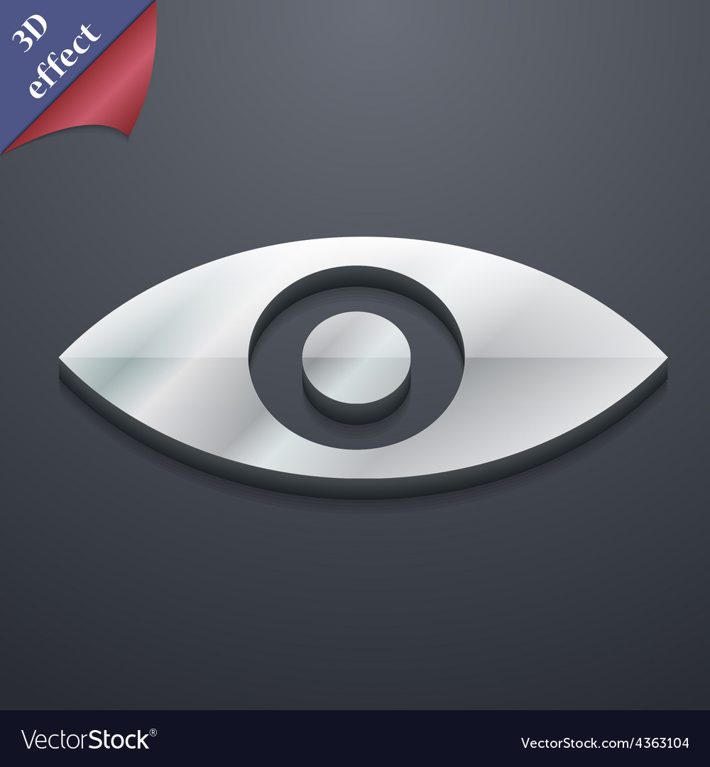 Eye publish content sixth sense intuition icon vector   Price: 1 Credit (USD $1)