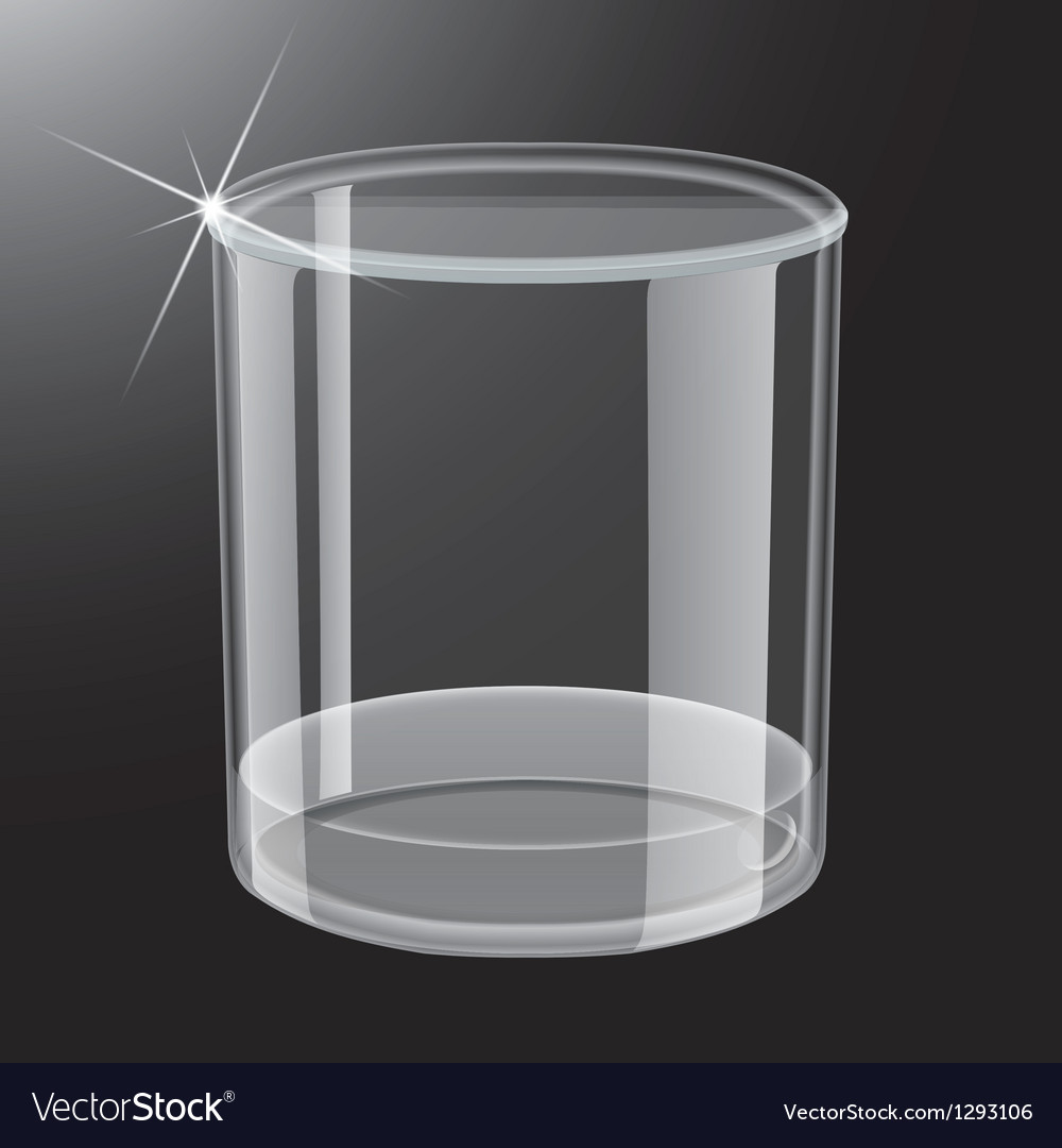 Whiskey shot glass vector | Price: 1 Credit (USD $1)
