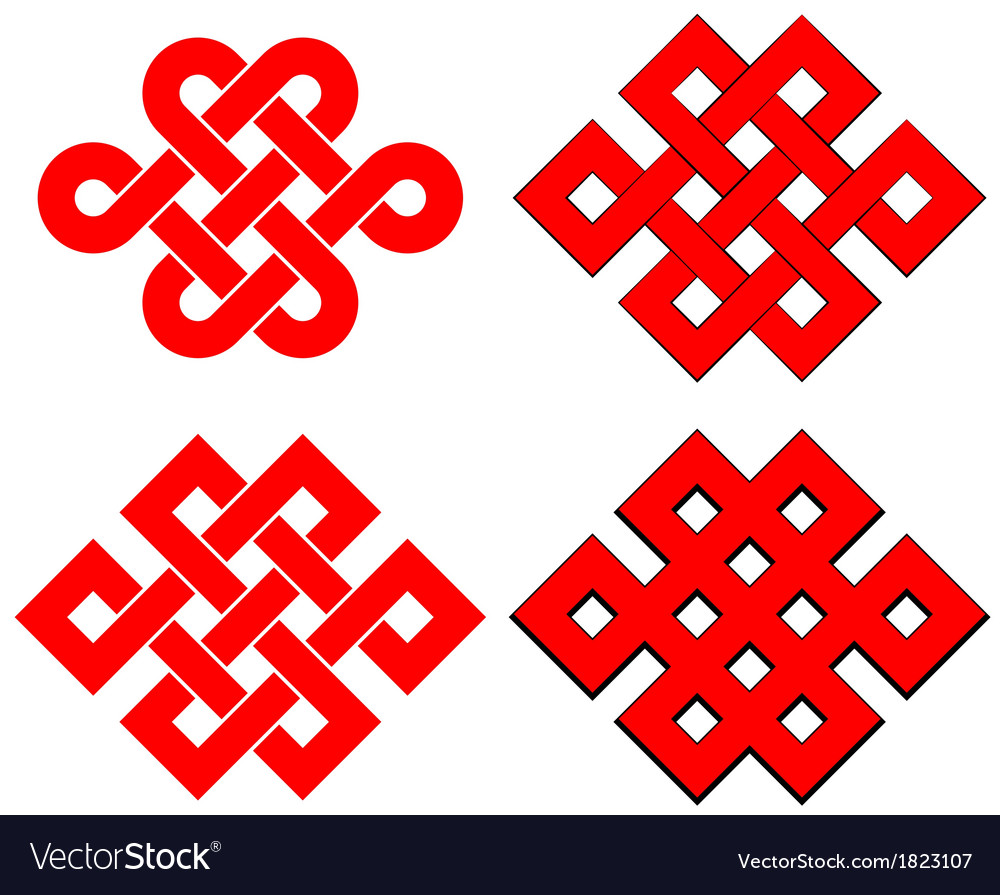Endless knot vector | Price: 1 Credit (USD $1)