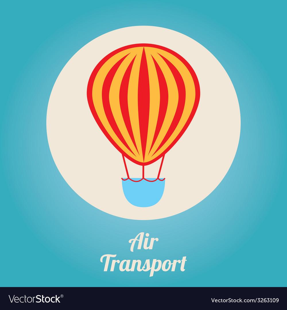 Air transport design vector   Price: 1 Credit (USD $1)