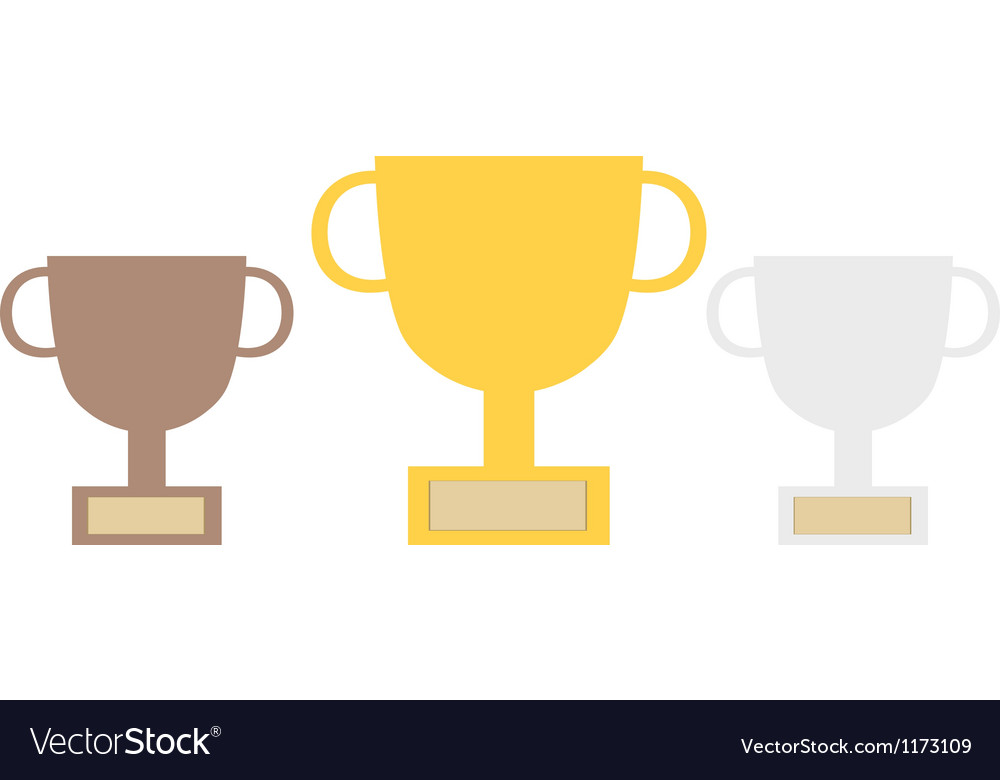 Champion cup graphic vector | Price: 1 Credit (USD $1)