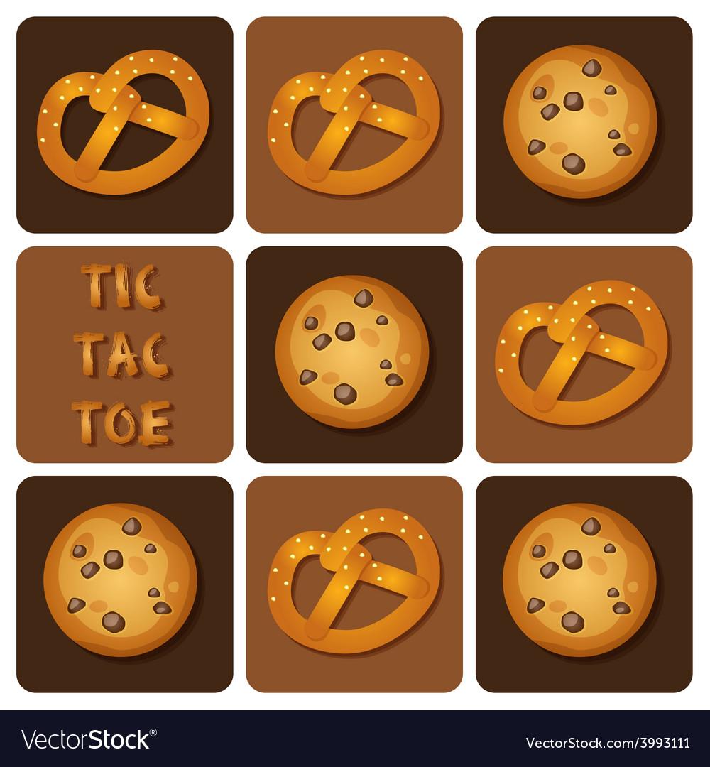 Cookiepretzel vector | Price: 1 Credit (USD $1)