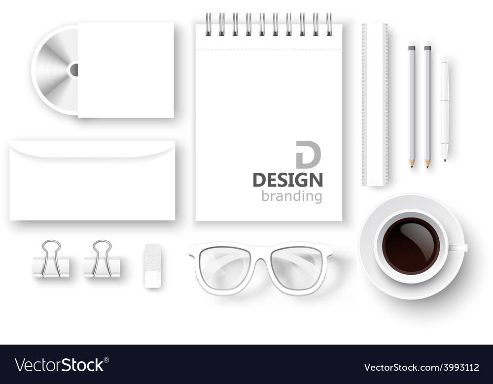 Set of corporate identity and branding vector | Price: 1 Credit (USD $1)