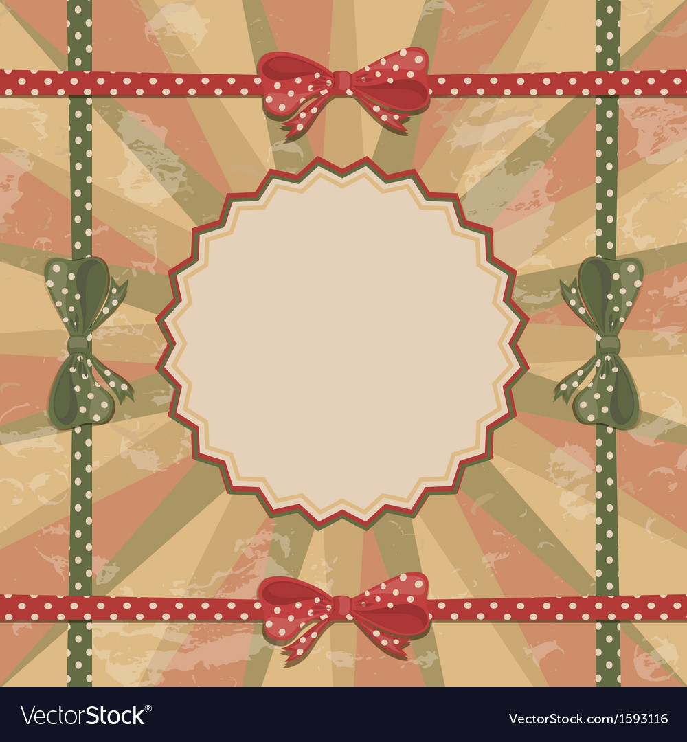 Merry christmas frame vector | Price: 1 Credit (USD $1)