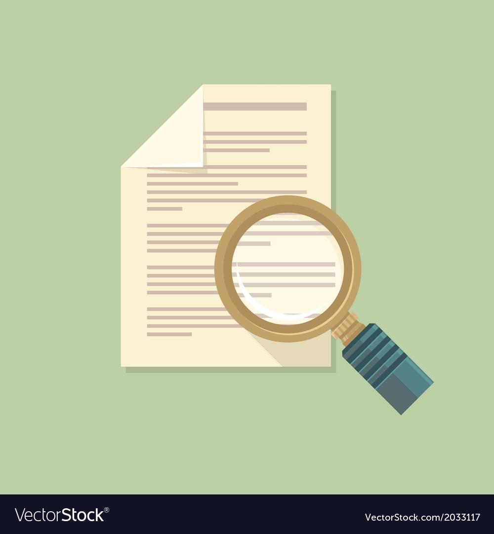 Document analytics vector   Price: 1 Credit (USD $1)