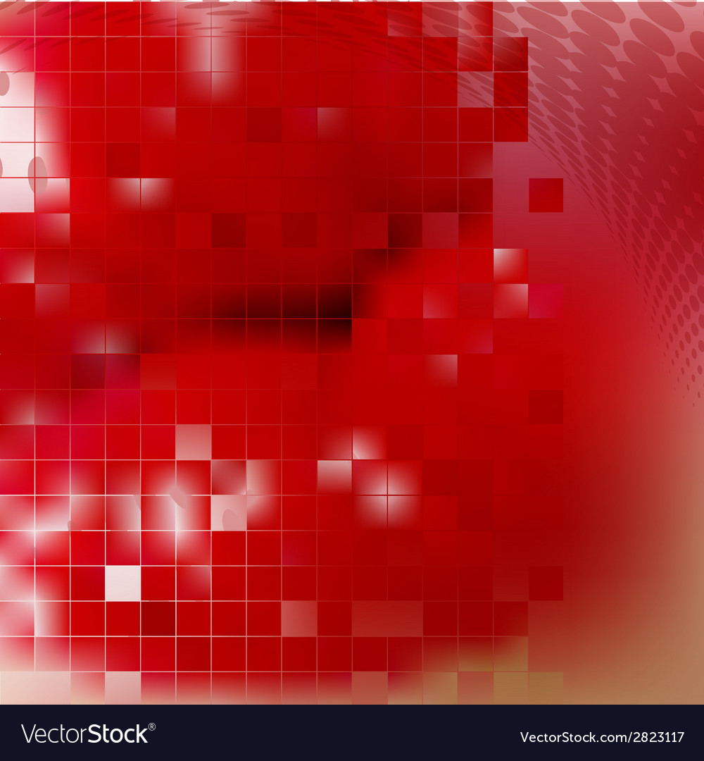 Red technology background vector | Price: 1 Credit (USD $1)
