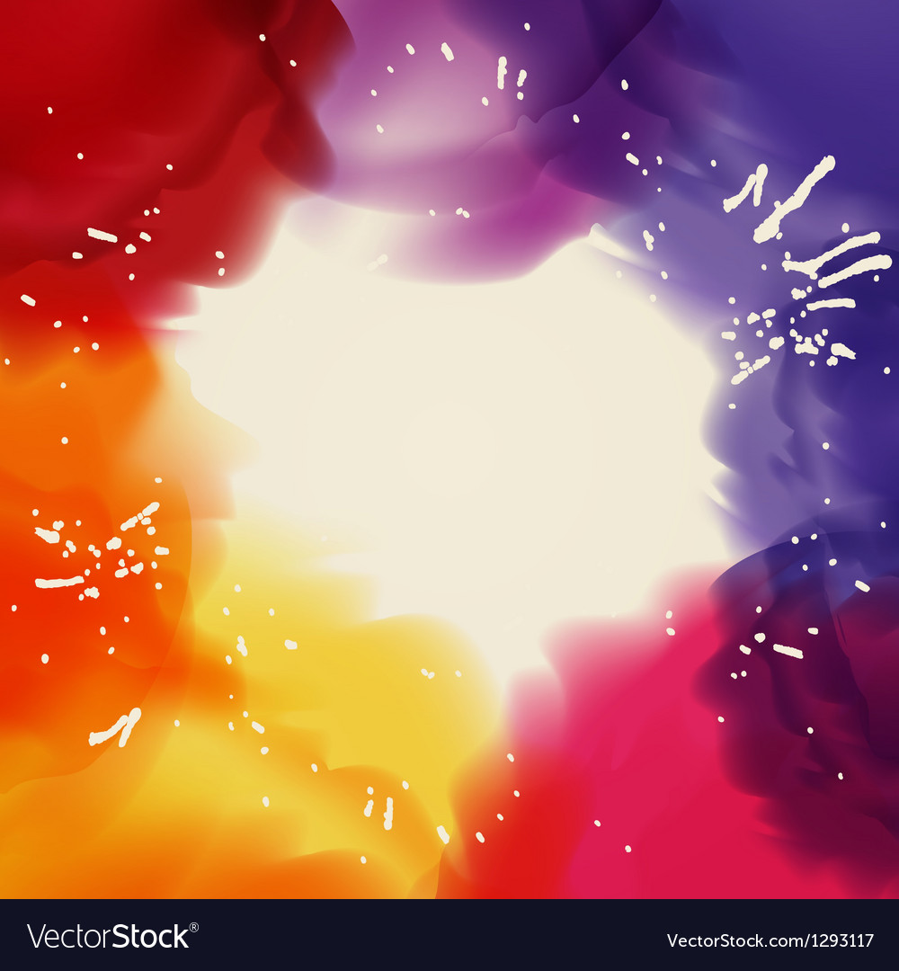 Watercolor vector | Price: 1 Credit (USD $1)