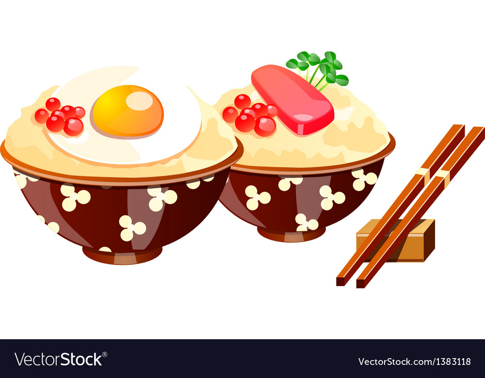 Icon japanese food vector | Price: 1 Credit (USD $1)