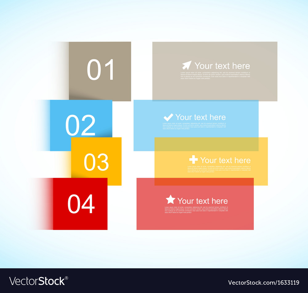 Colorful brochure vector | Price: 1 Credit (USD $1)