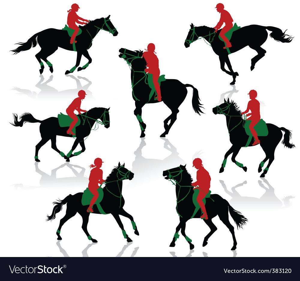 Horse2 vector | Price: 1 Credit (USD $1)