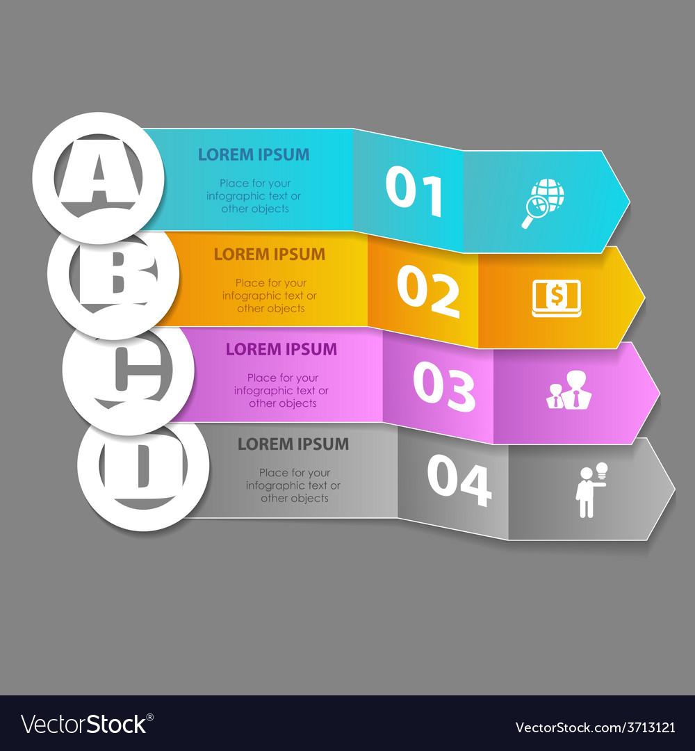 Elegant eps10 infographics vector | Price: 1 Credit (USD $1)