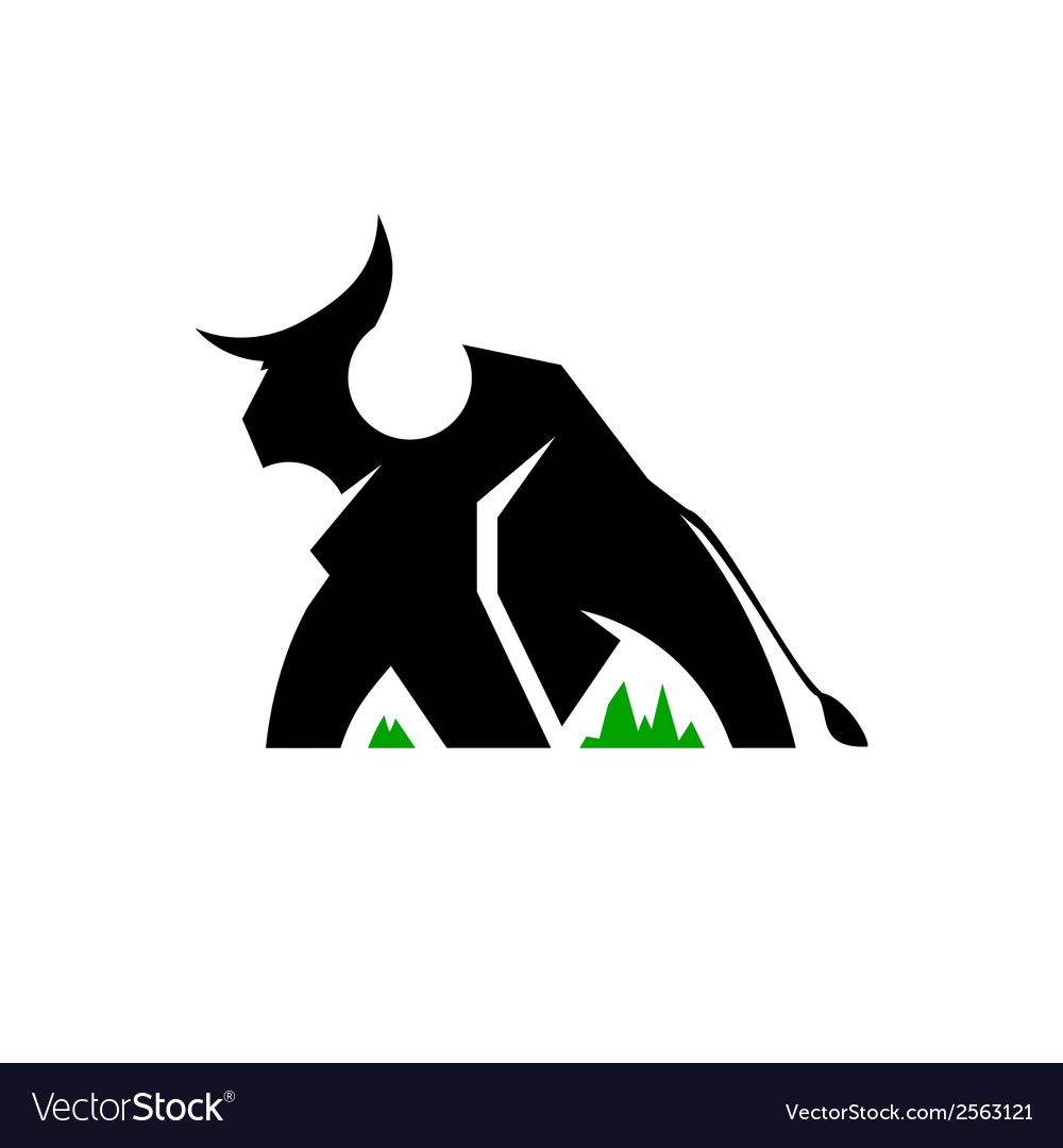 Livestock sign vector | Price: 1 Credit (USD $1)