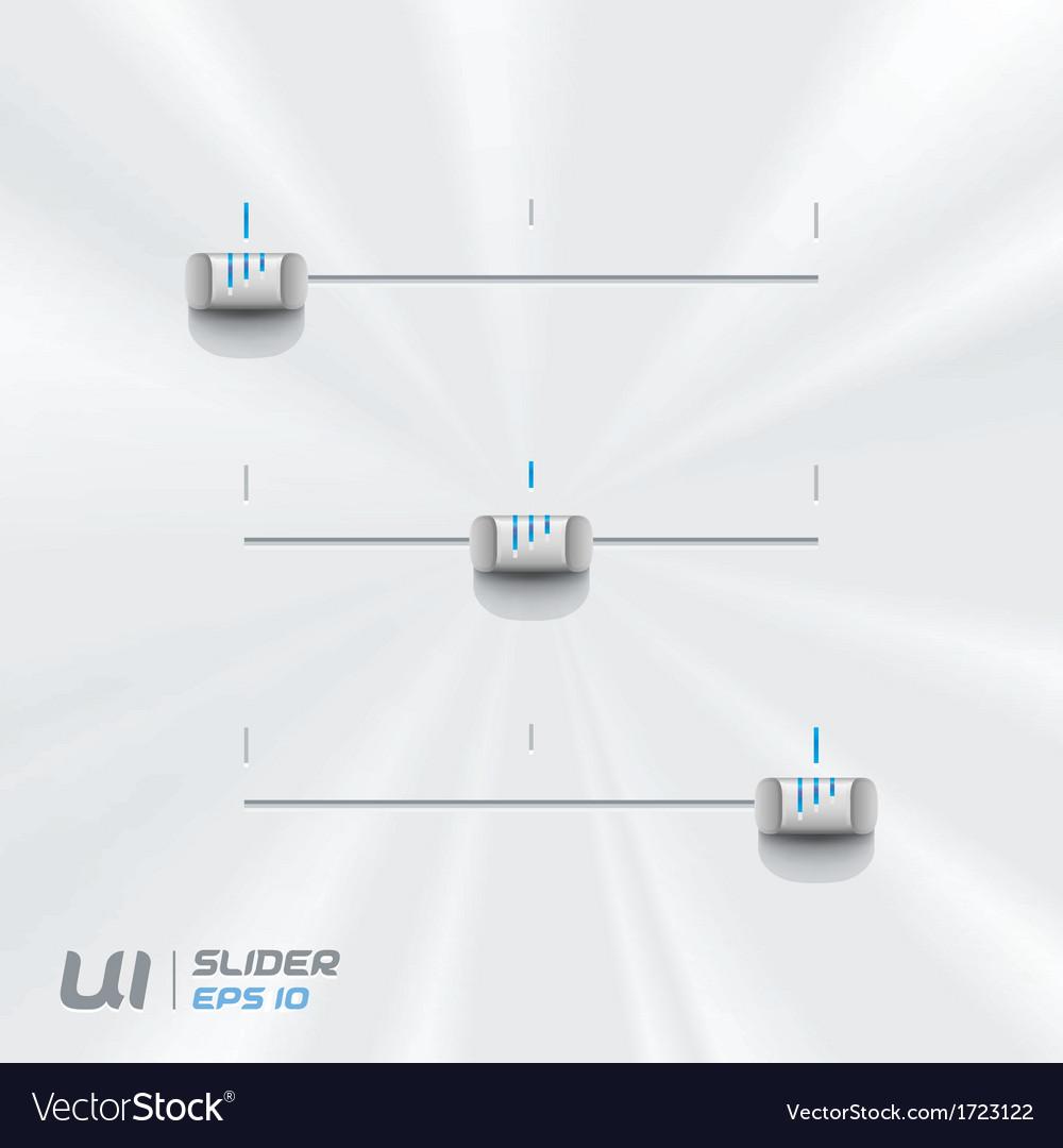 Slider scroll bar vector   Price: 1 Credit (USD $1)