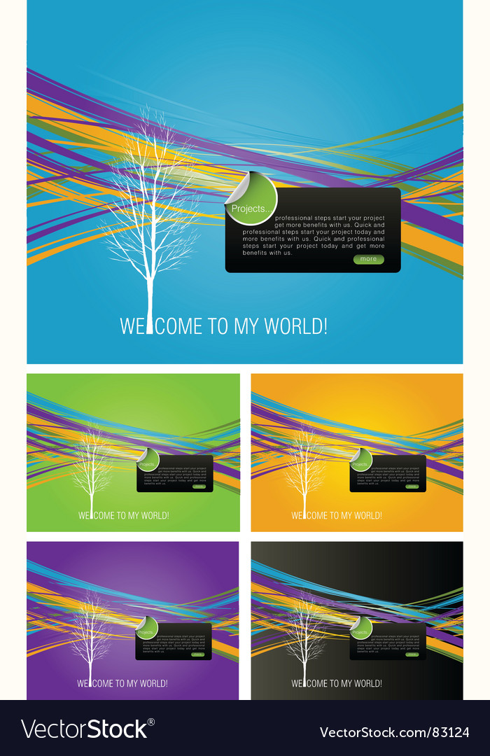 Abstract graphic designs vector | Price: 1 Credit (USD $1)
