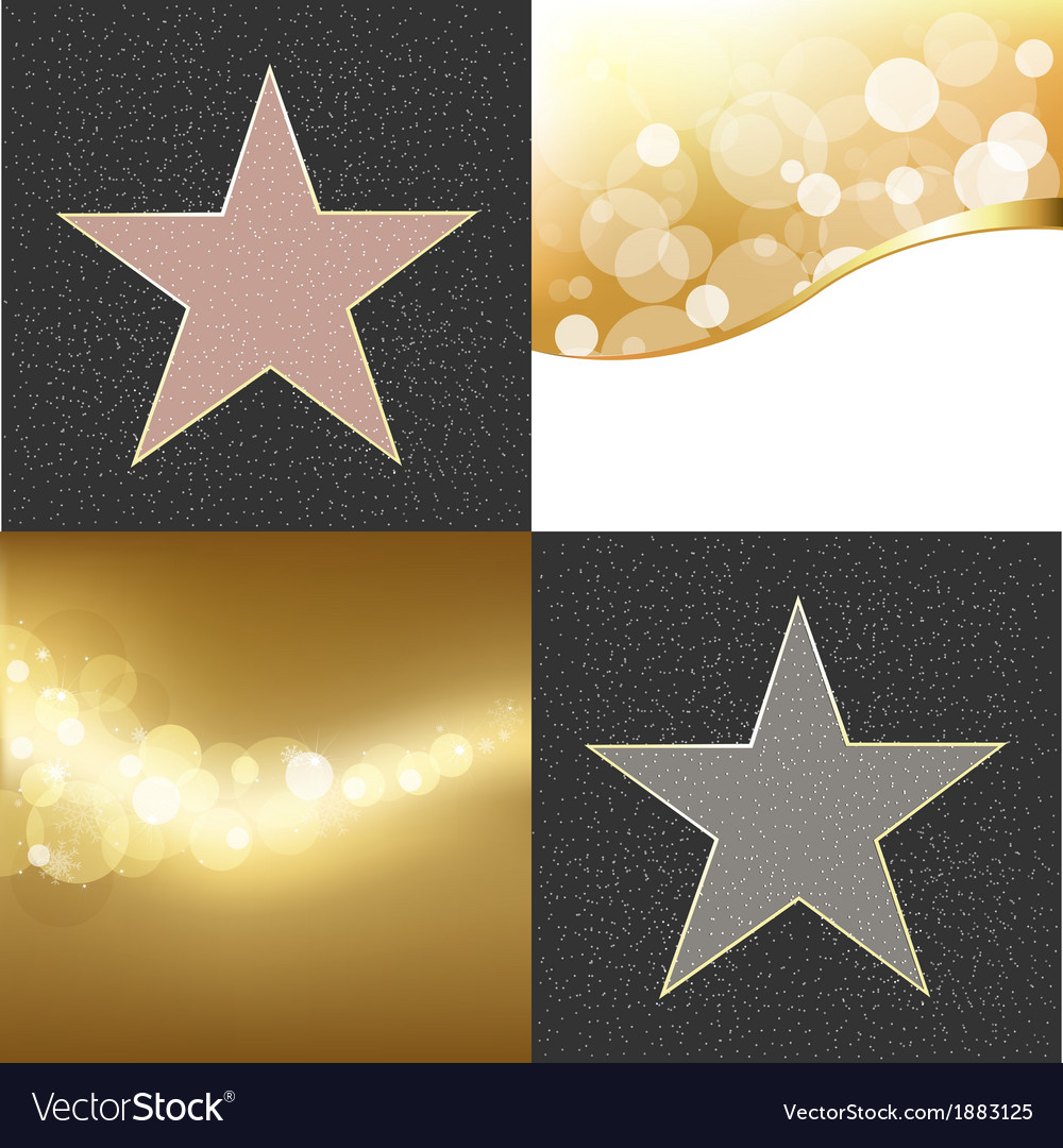 Fame stars vector | Price: 1 Credit (USD $1)