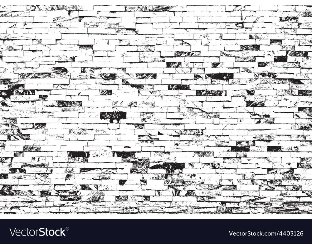 Decorative brickwall texture vector | Price: 1 Credit (USD $1)