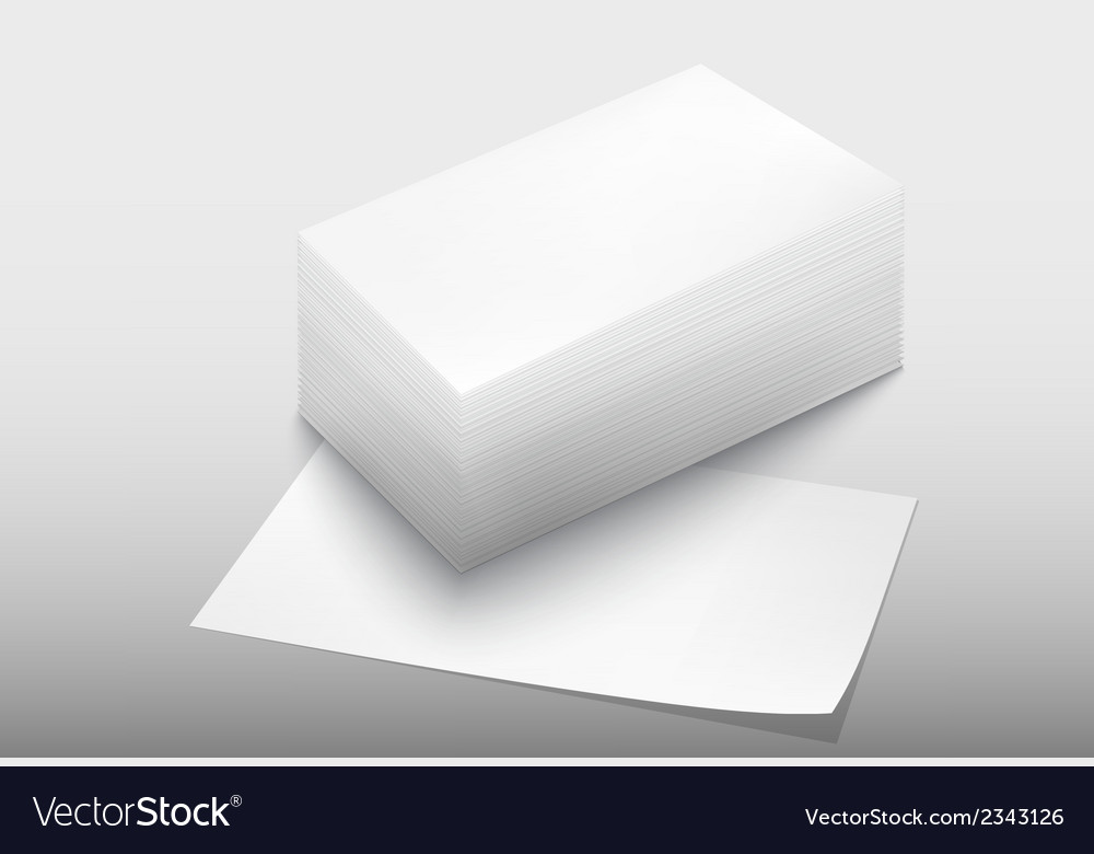 Stack of paper vector | Price: 1 Credit (USD $1)