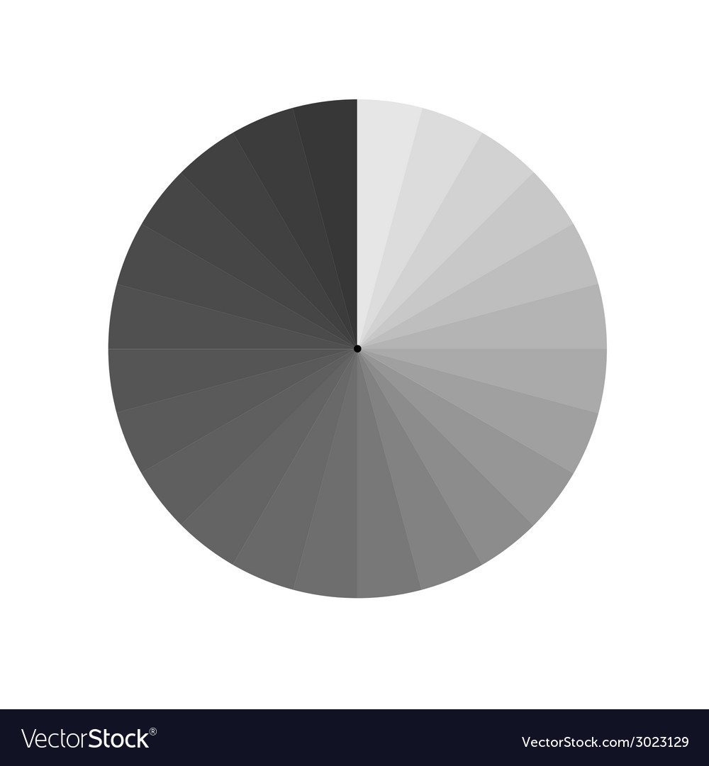 Aperture grey vector | Price: 1 Credit (USD $1)