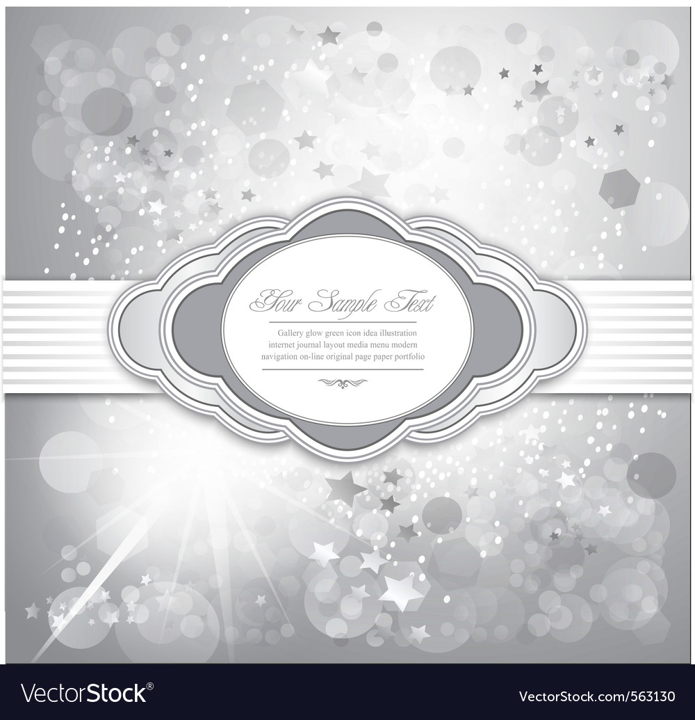Holiday greeting background vector | Price: 1 Credit (USD $1)