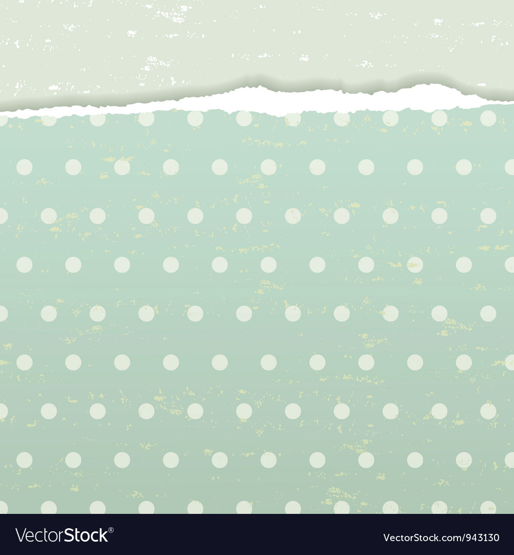 Torn retro background vector | Price: 1 Credit (USD $1)