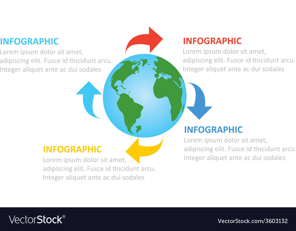 Infographic 246 vector | Price: 1 Credit (USD $1)