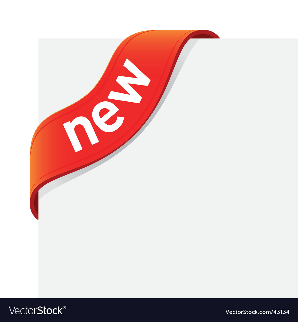 Sign new vector | Price: 1 Credit (USD $1)