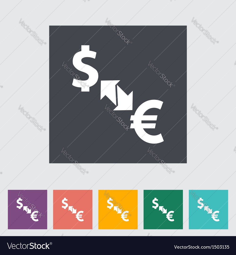 Currency exchange 2 vector | Price: 1 Credit (USD $1)