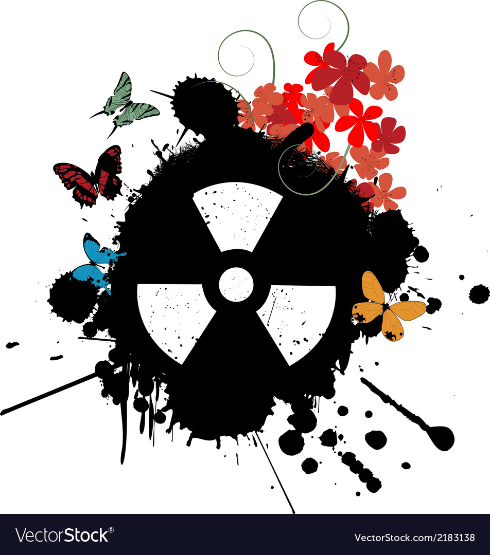 Nuclear abstract vector | Price: 1 Credit (USD $1)