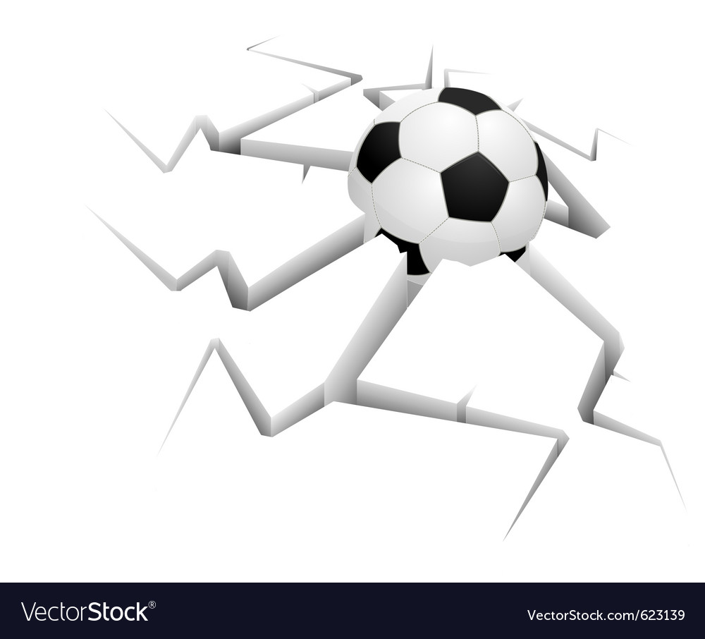 Ball on background with still vector | Price: 1 Credit (USD $1)