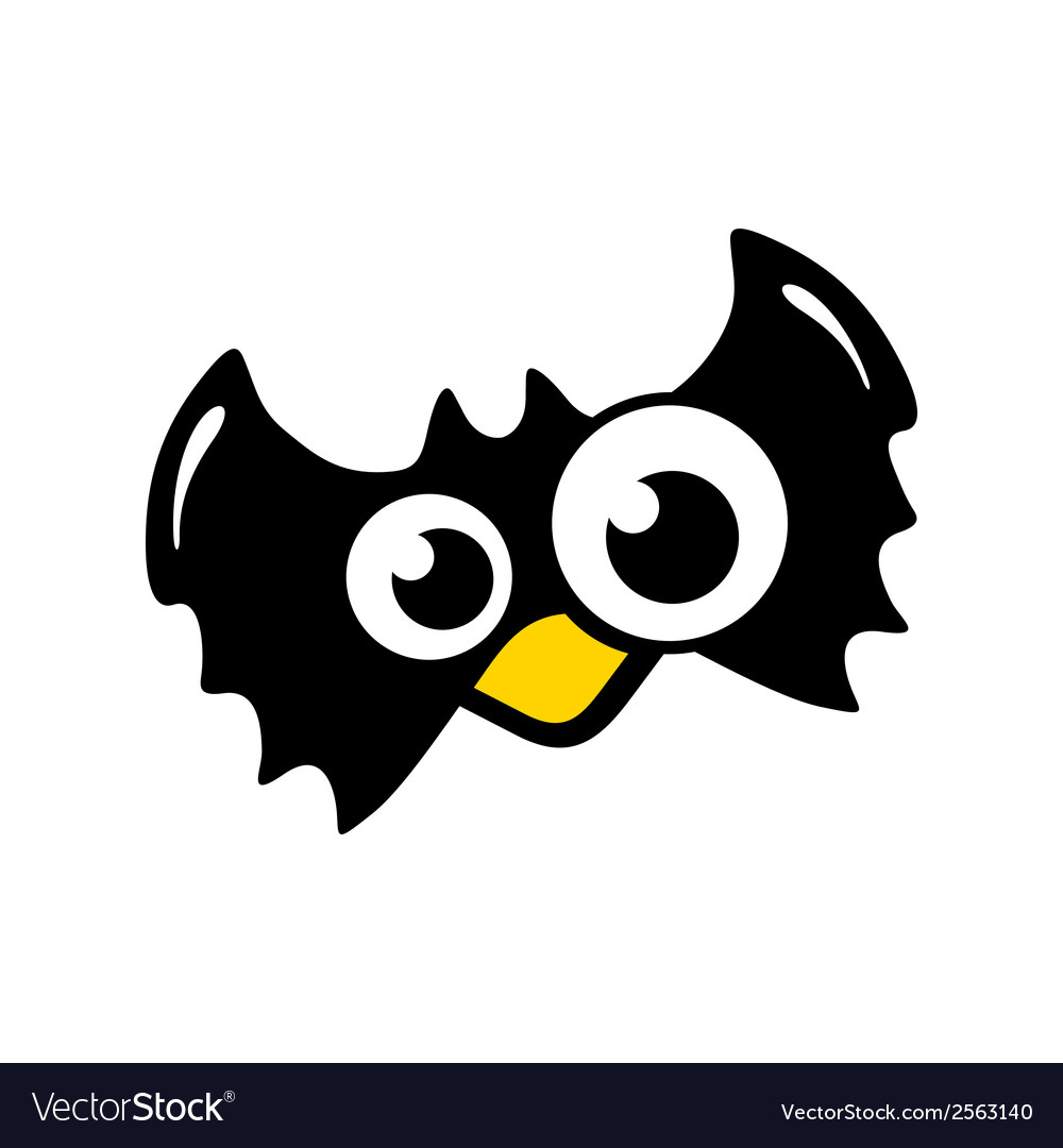 Bat sign vector | Price: 1 Credit (USD $1)