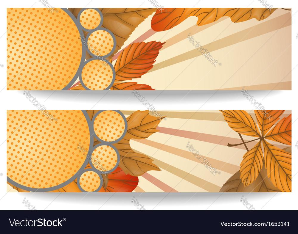 Autumn sale vector | Price: 1 Credit (USD $1)