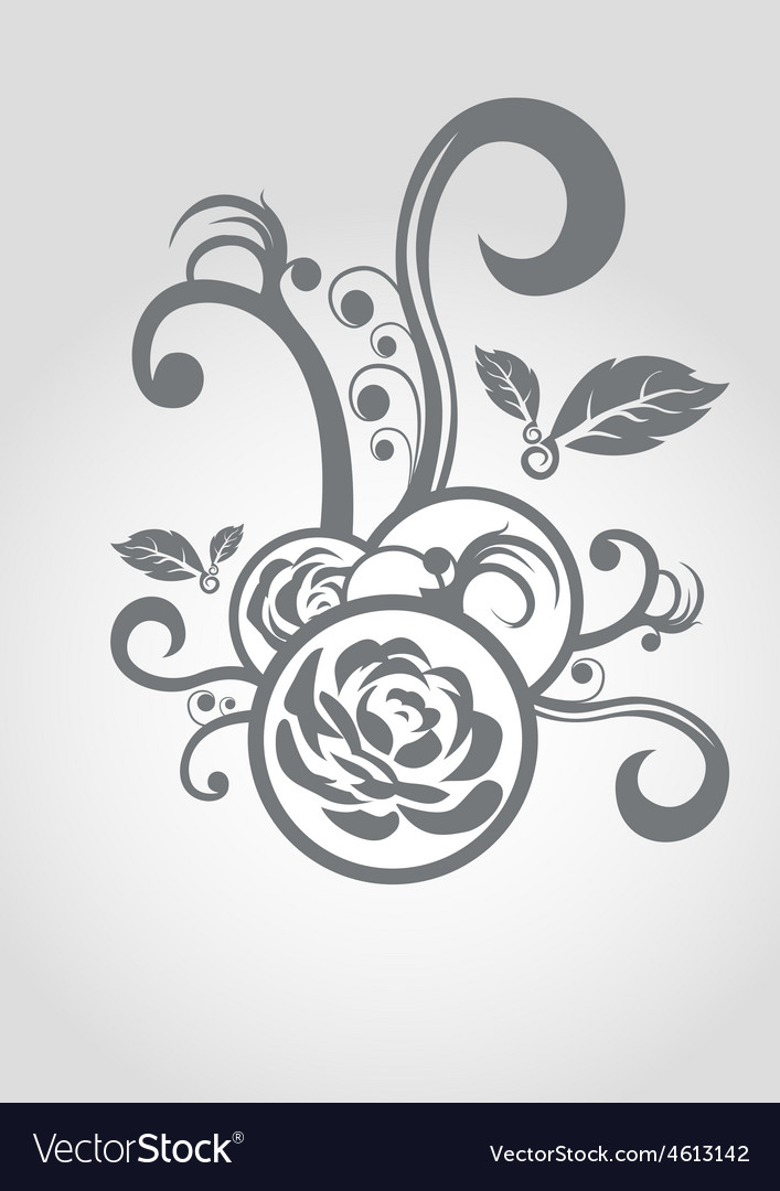A treble clef vector | Price: 1 Credit (USD $1)