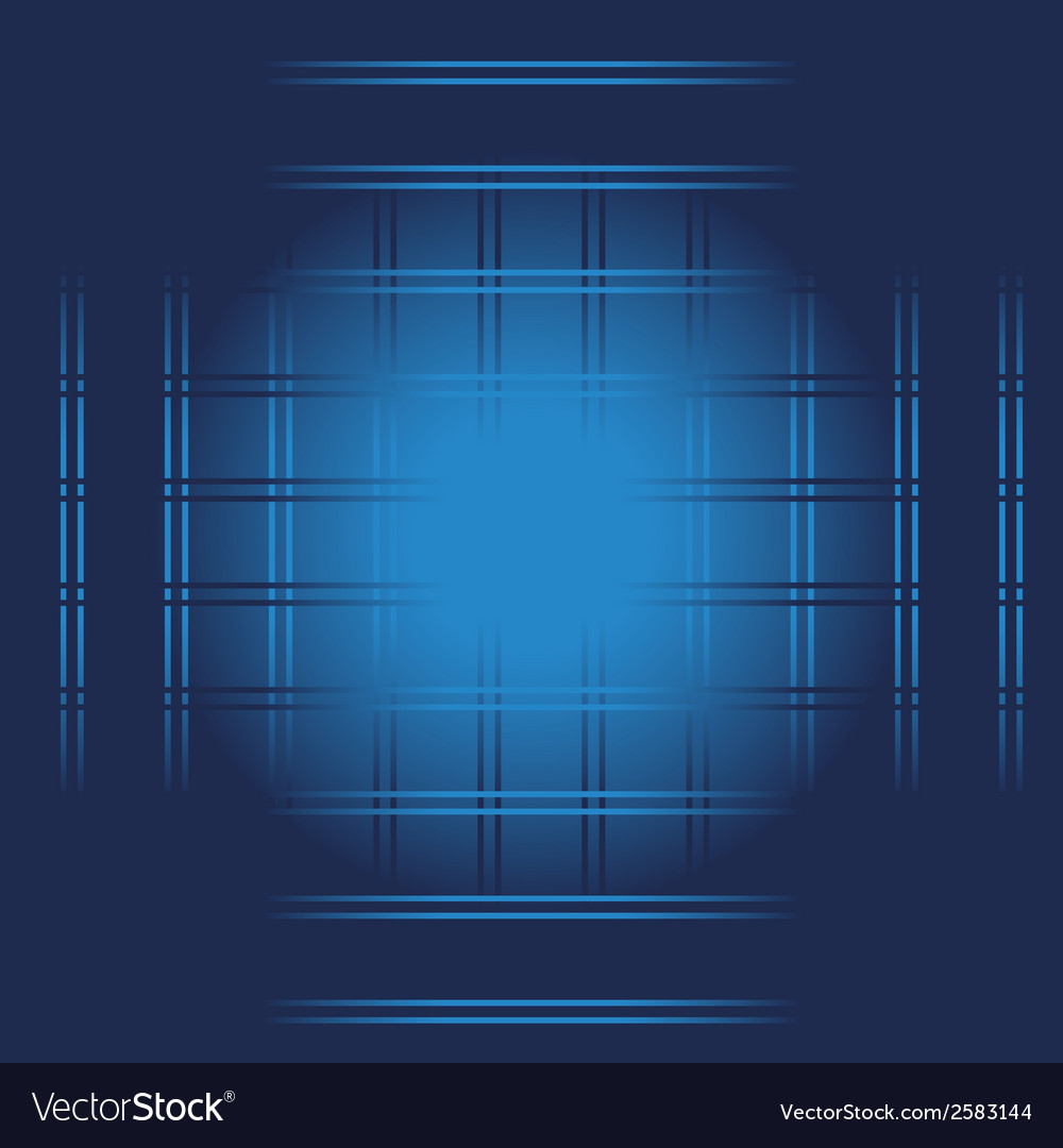 Blue lines abstract background vector | Price: 1 Credit (USD $1)