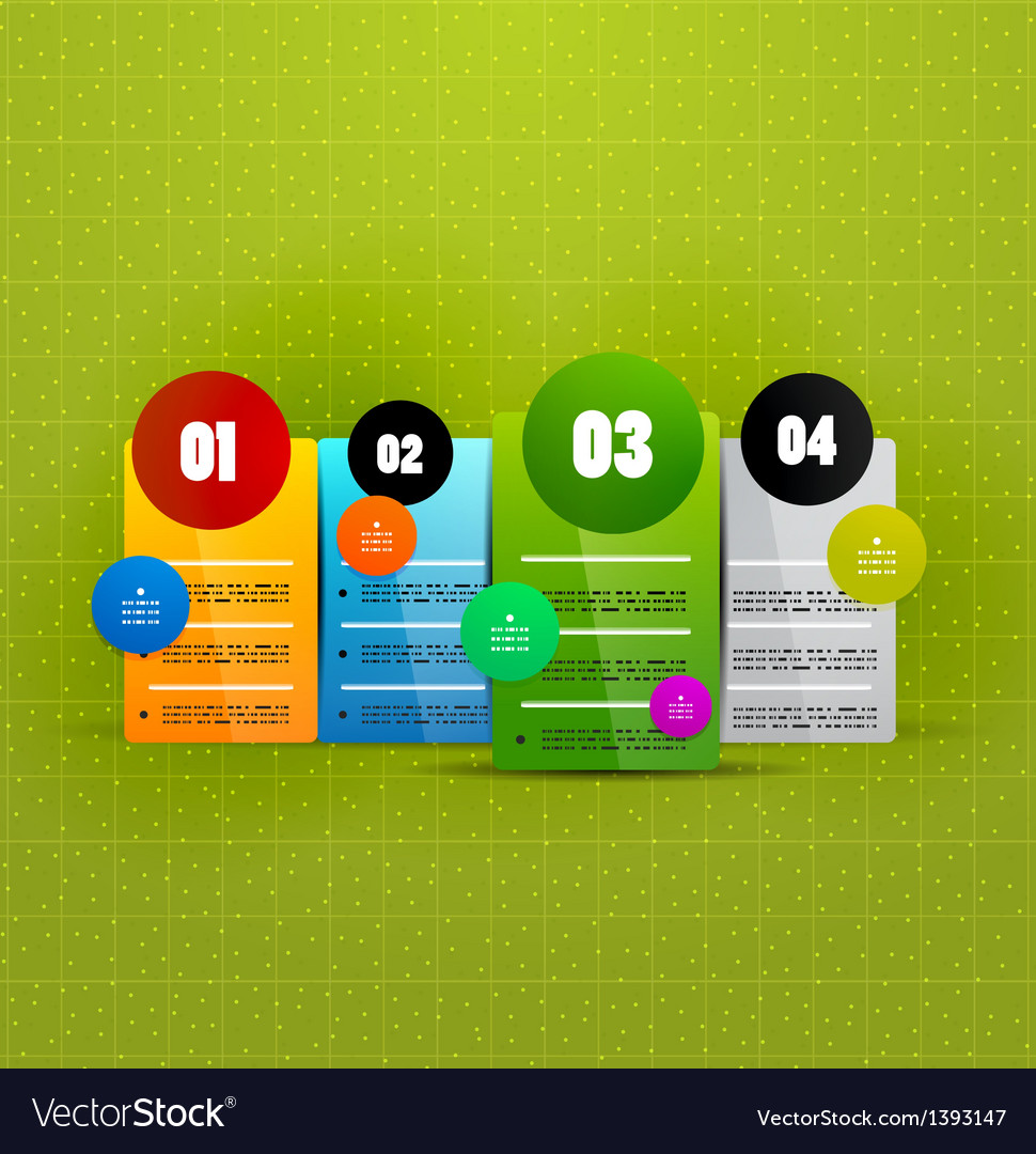 Ad screen option banner vector | Price: 1 Credit (USD $1)