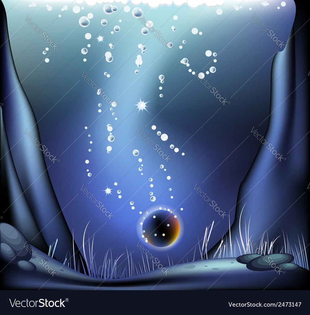 Enigmatic seabed vector | Price: 1 Credit (USD $1)