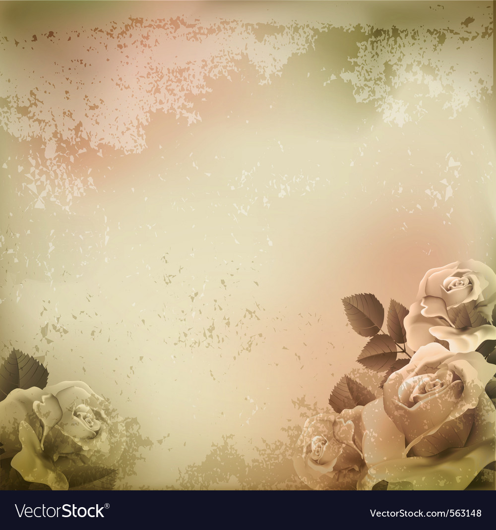 Grunge vintage background vector | Price: 1 Credit (USD $1)