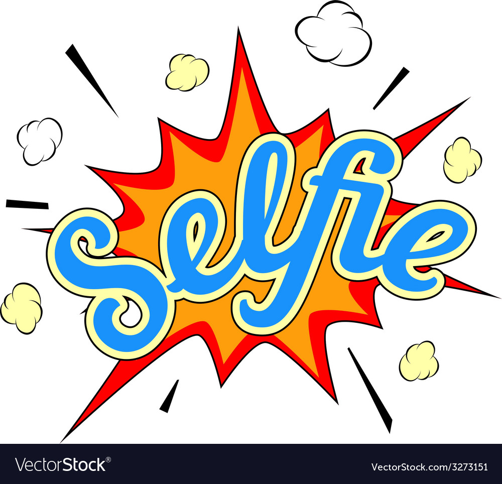 Selfie burst vector | Price: 1 Credit (USD $1)