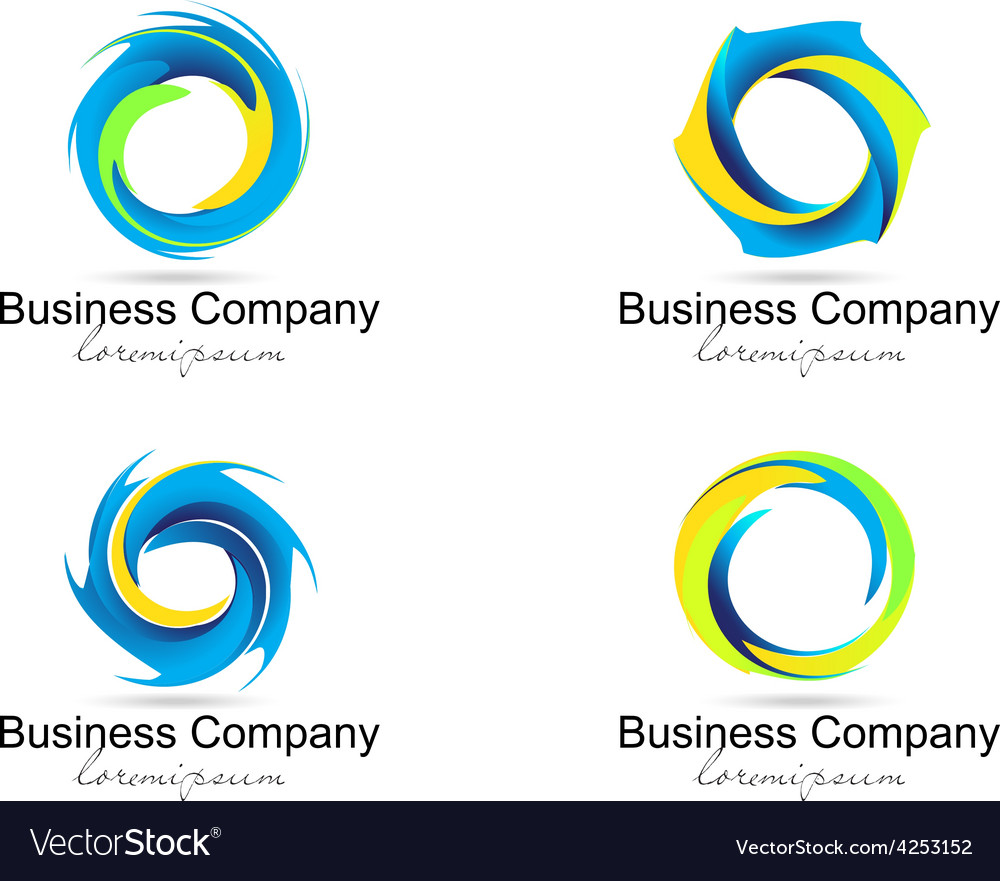 Corporate business logo vector | Price: 1 Credit (USD $1)