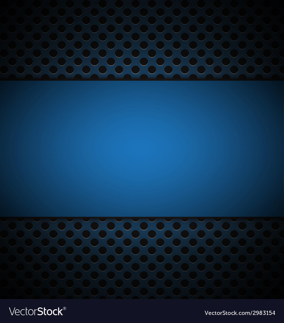 Blue grill texture background vector | Price: 1 Credit (USD $1)