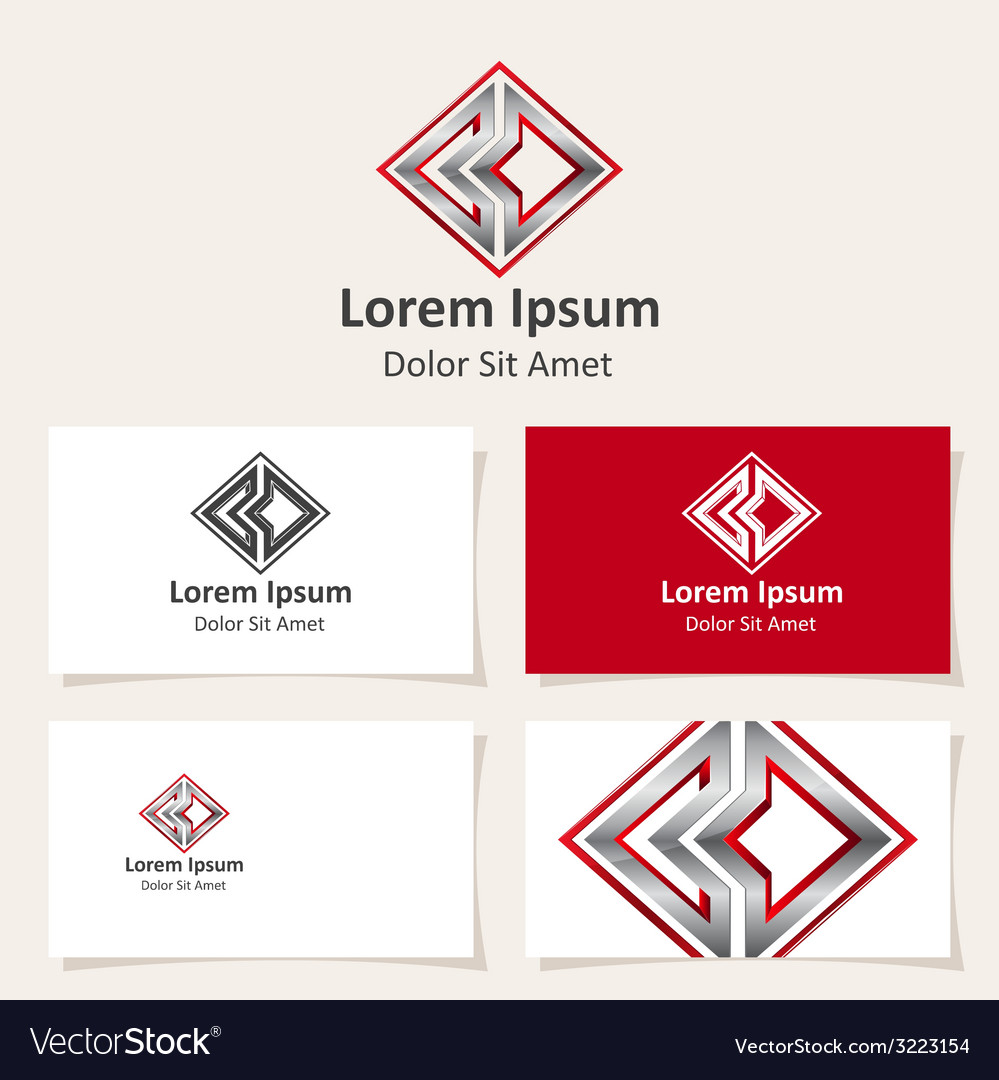 Logo template 1 vector | Price: 1 Credit (USD $1)