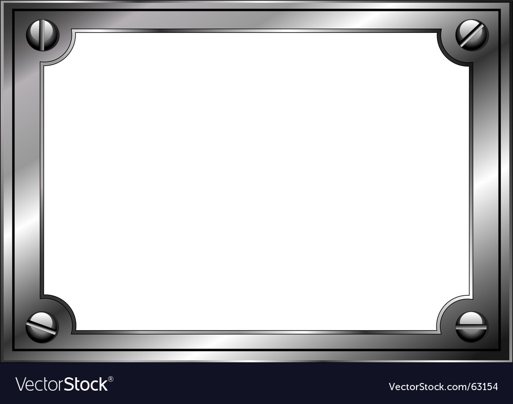 Steel frame vector | Price: 1 Credit (USD $1)