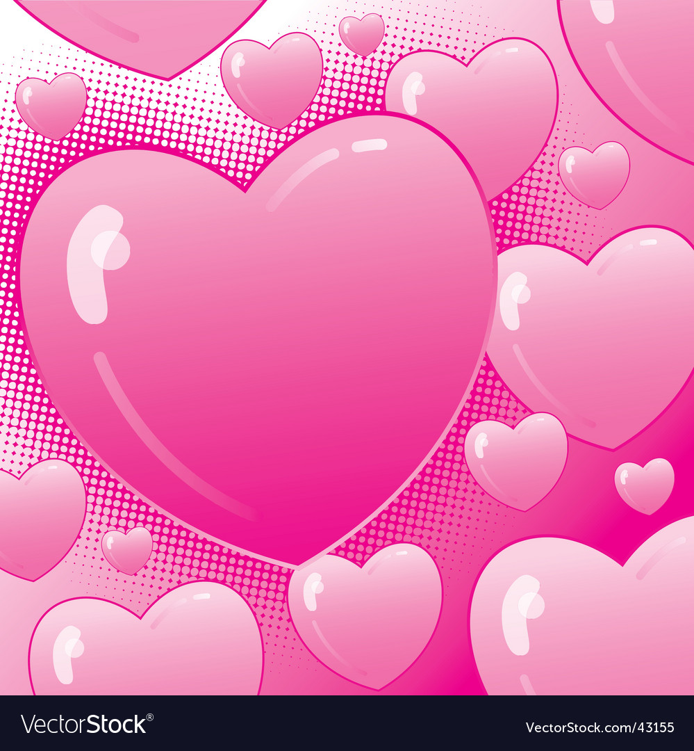 Heart valentine vector   Price: 1 Credit (USD $1)