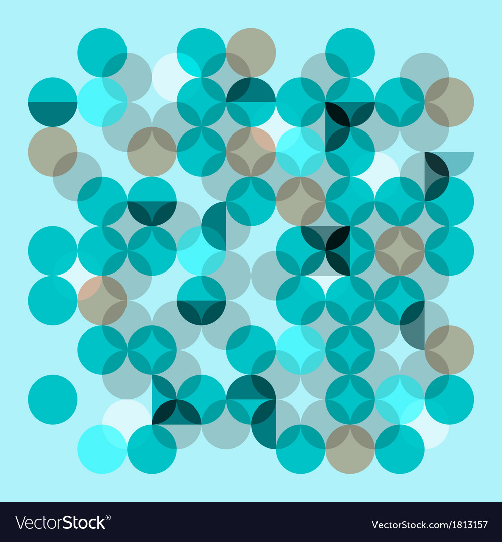 Transparent circles vector | Price: 1 Credit (USD $1)