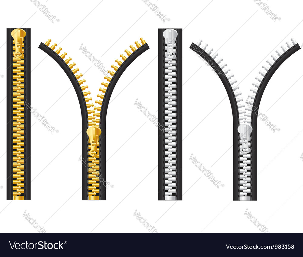 Zipper 03 vector | Price: 1 Credit (USD $1)