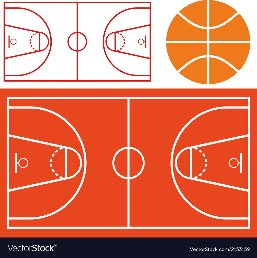 Basketball vector | Price: 1 Credit (USD $1)