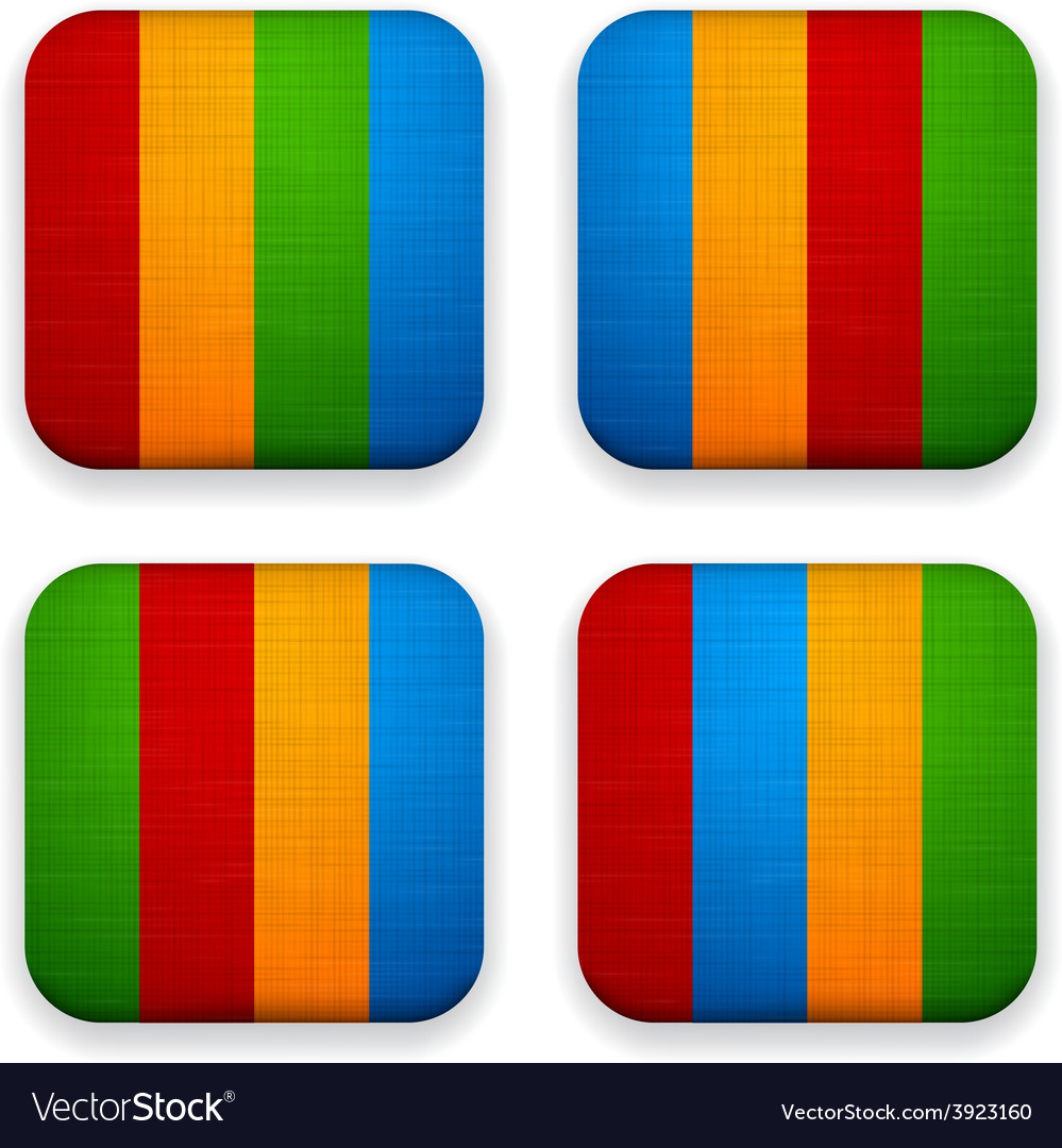 Web linen app icons vector   Price: 1 Credit (USD $1)