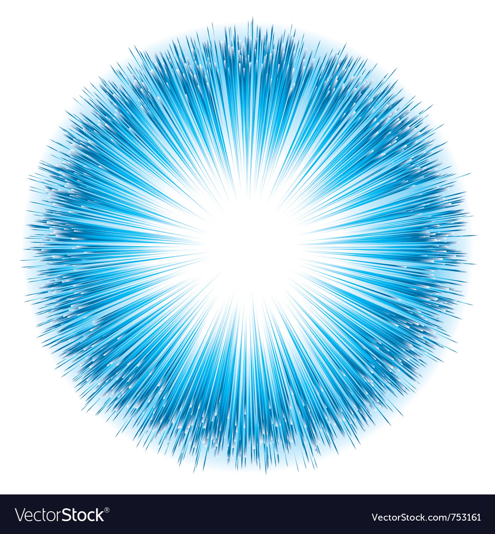 Light explosion vector | Price: 1 Credit (USD $1)
